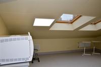 Предоперационная, светильник, потолочное окно