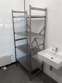 Медицинский шкаф, нержавеющая сталь