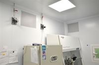 Вентиляция в эмбриологической лаборатории