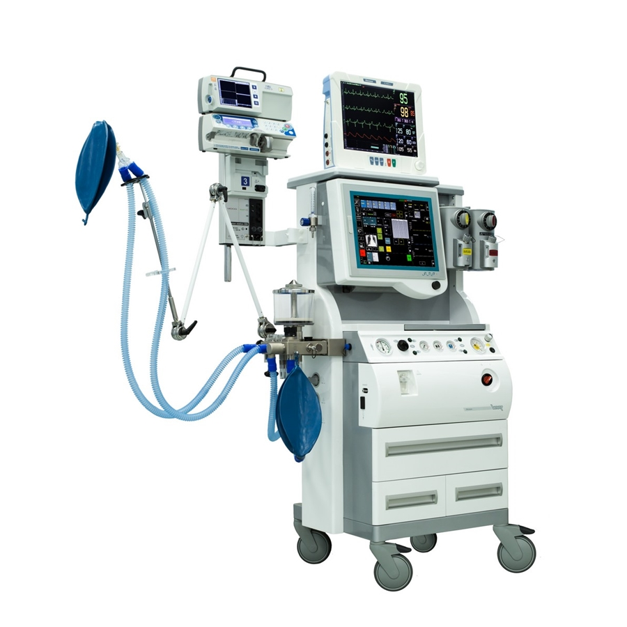 Наркозно-дыхательные аппараты для ксеноновой анестезии