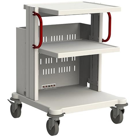 Стойки медицинские для аппаратуры