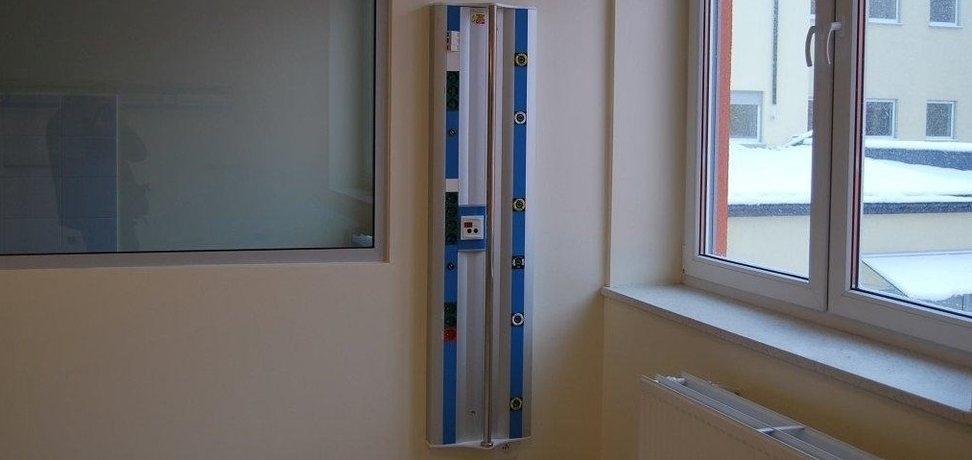 Настенные вертикальные консоли ZS07