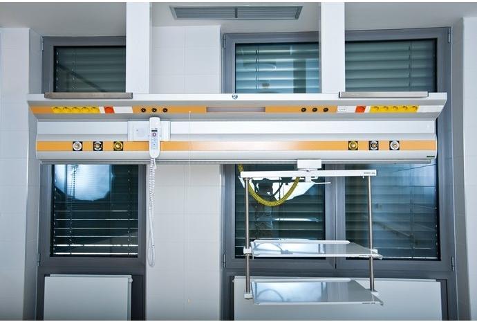 Мостовая ламинарная консоль ZMP07