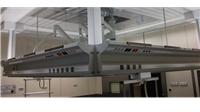 Мостовые ламинарные потолочные консоли