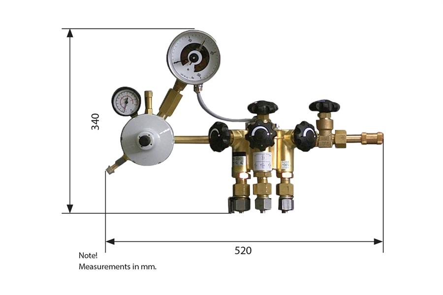 Рампа GCE MMR симплексная
