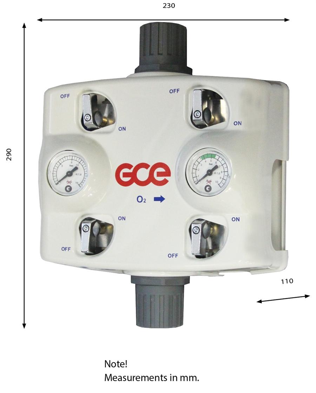 Стабилизатор рампы GCE MM40