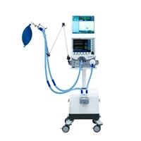 Аппарат искусственной вентиляции легких, аппарат ИВЛ CHIRANA (ХИРАНА)  CHIROLOG AURA V PROFI  (Chirana)