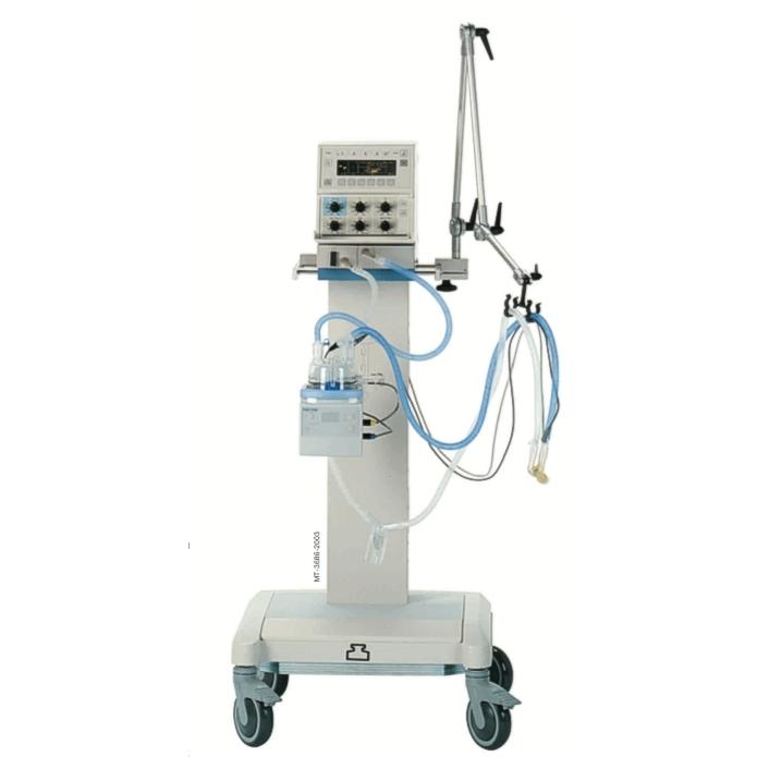 Аппарат искусственной вентиляции легких, аппарат ИВЛ для детей и новорожденных Babylog 8000 plus