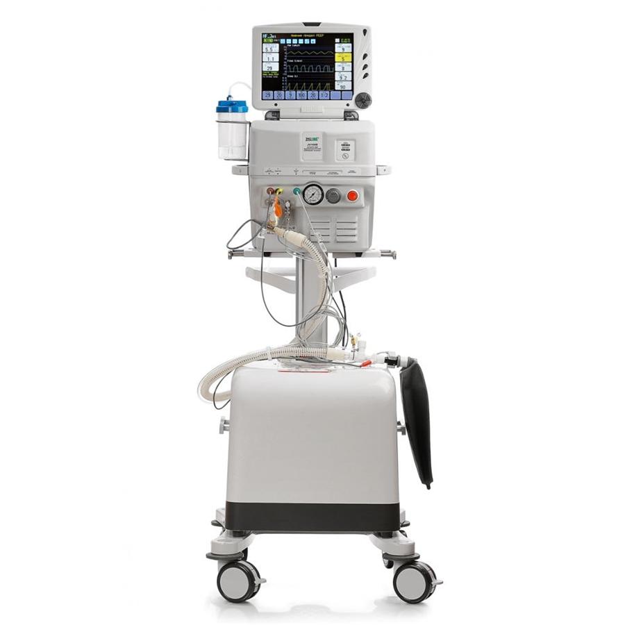 Аппарат высокочастотной искусcтвенной вентиляции легких, аппарат ВЧ ИВЛ Тритон ZISLINE JV100 В