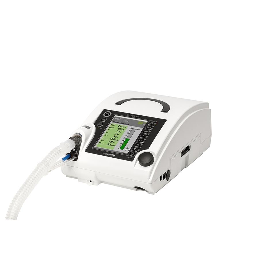 """Аппарат неинвазивной искусственной вентиляции легких, аппарат неинвазивной ИВЛ """"VENTILOGIC PLUS"""""""