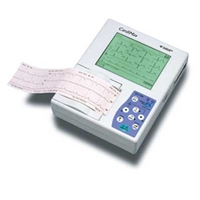 Электрокардиограф 3-канальный, ЭКГ Fukuda FCP-7101 CARDIMAX (Fukuda)