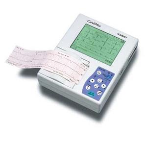 Электрокардиограф 12-канальный, ЭКГ Fukuda FCP-7101 CARDIMAX
