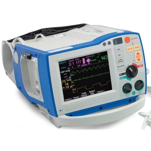 Дефибриллятор-монитор ZOLL R Series
