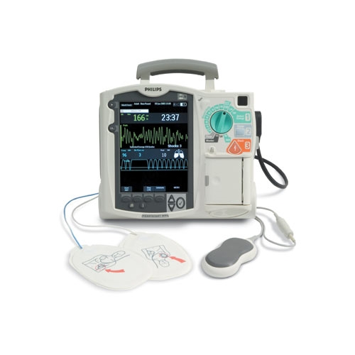 Дефибриллятор-монитор PHILIPS HeartStart MRx