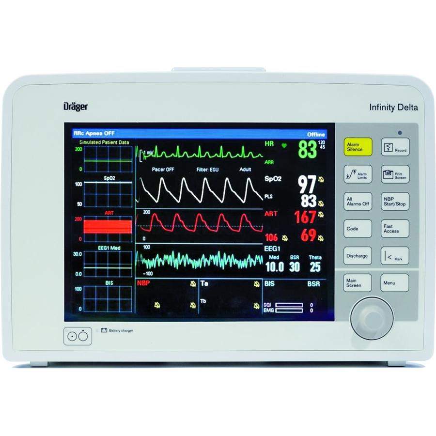 Универсальный модульный монитор пациента Draeger Infinity® Delta