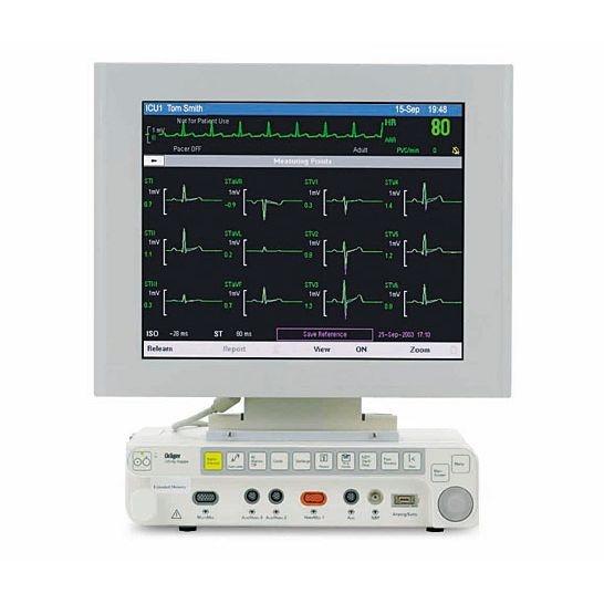 """Универсальный модульный монитор пациента Draeger Infinity® Kappa с модулем Draeger """"Infinity Trident NMT SmartPod"""""""