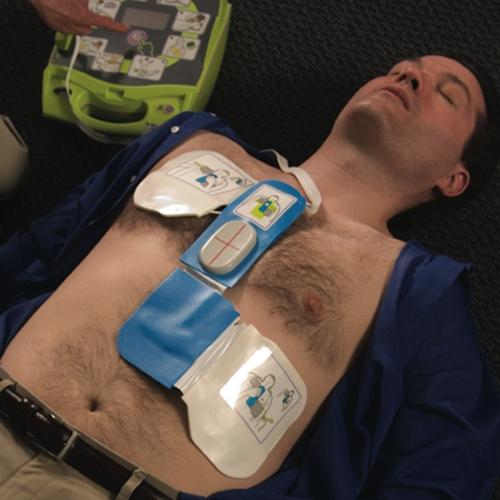 Электроды для автоматических наружных дефибрилляторов ZOLL CPR-D-padz