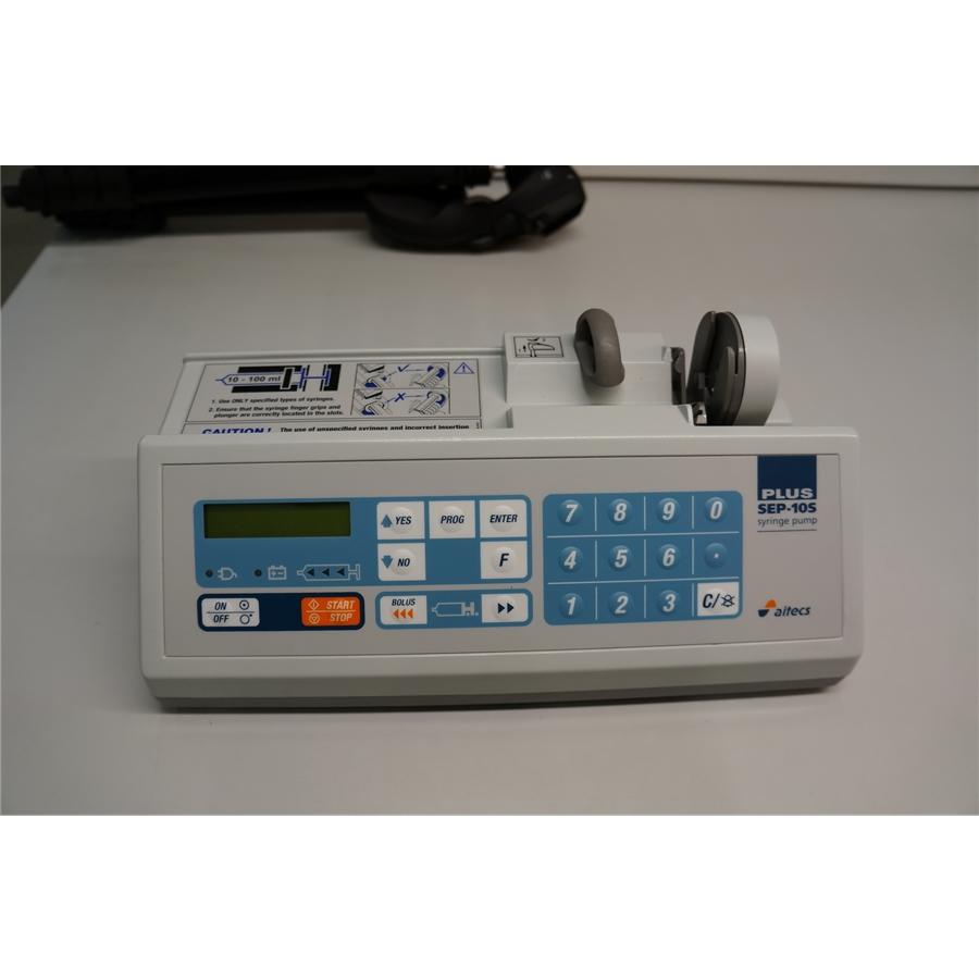 Шприцевой инфузионный дозатор (насос) SEP 10S PLUS