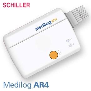 Регистратор ЭКГ MEDILOG AR4 (Schiller)
