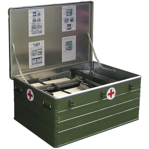 Стол общехирургический операционный переносной разборный ОК-ОМЕГА (МЕДИН)