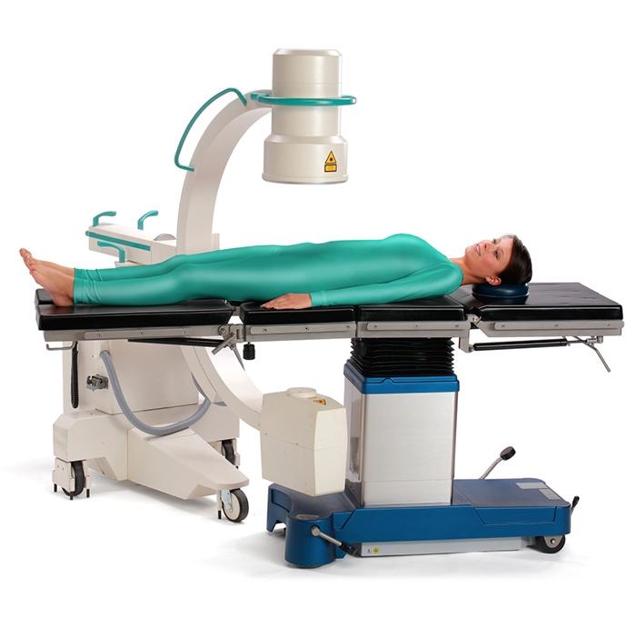 Комплект КПП-28 для удлинения панели операционного стол. (МЕДИН)
