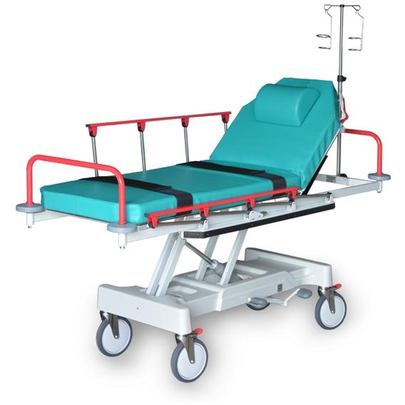 Тележка медицинская для перевозки больных ТБП-01 (МЕДИН)
