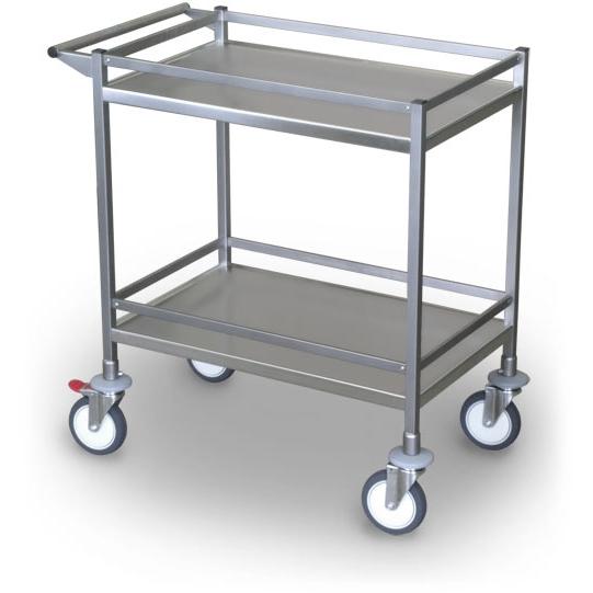 Тележка медицинская для перевозки стерилизационных коробок ТП-СК1 (МЕДИН)