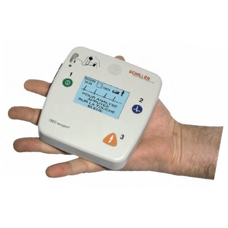 Дефибриллятор FRED easyport (SCHILLER)