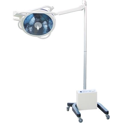 Медицинские напольные передвижные светильники Convelar (Конвелар) 1605 / 1607 (DIXION)