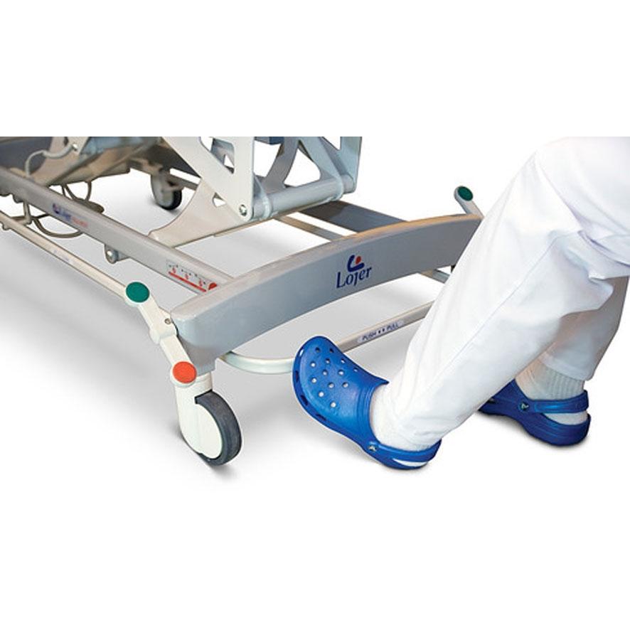 Гинекологический смотровой стол Lojer Afia 4050