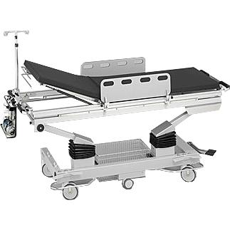 Специальная каталка-стол STX 280 Schmitz
