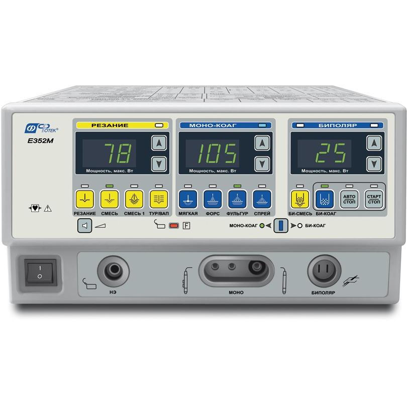 "Е352МВ ВЧ электрохирургический блок для аппарата ЭХВЧ-350-01-""ФОТЕК"""