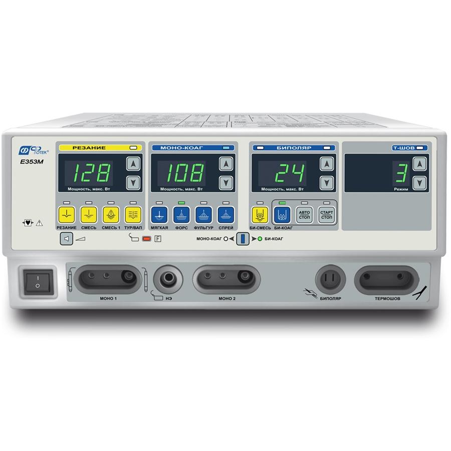 "Е353МВ ВЧ электрохирургический блок для аппарата ЭХВЧ-350-02-""ФОТЕК"""