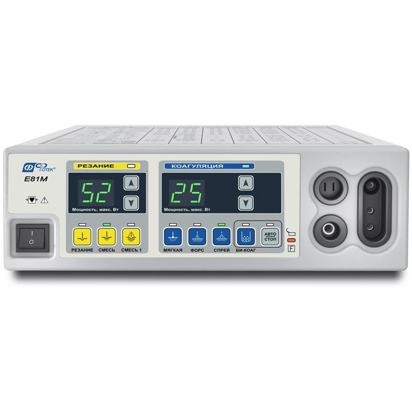 "Е81МВ ВЧ электрохирургический блок для аппарата ЭХВЧ-80-03-""ФОТЕК"""