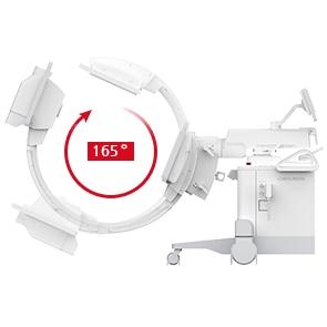 Цифровой мобильный рентген-хирургический аппарат типа С-Дуга KMC-950 FTP (COMED)