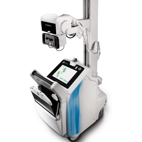 Мобильная цифровая рентгеновская система Optima XR 220 AMX (GE Healthcare)