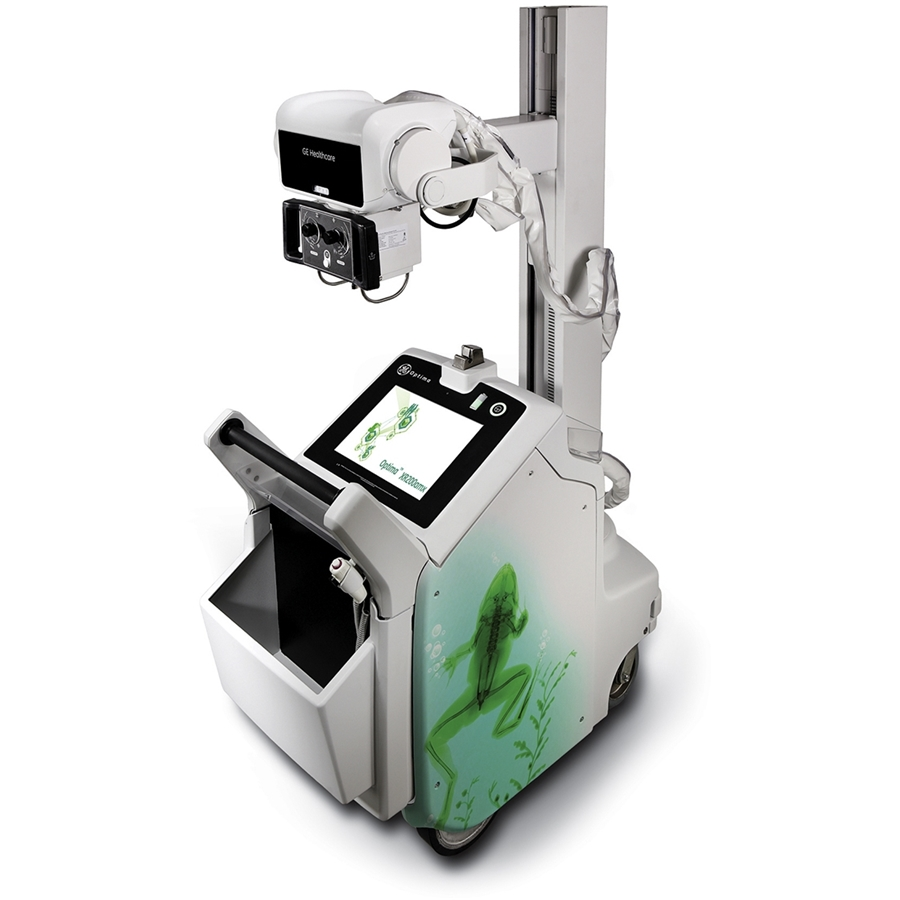 Мобильная автономная цифровая рентгеновская система Optima XR 200amx (GE Healthcare)