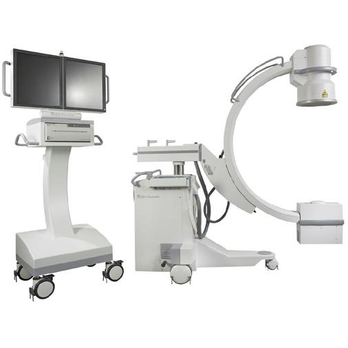 Цифровая мобильная С-дуга GE OEC Fluorostar (GE Healthcare)