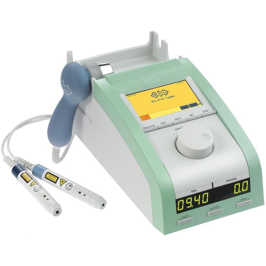 Лазер + магнитотерапия Физиотерапевтический комбайн BTL-4800SL