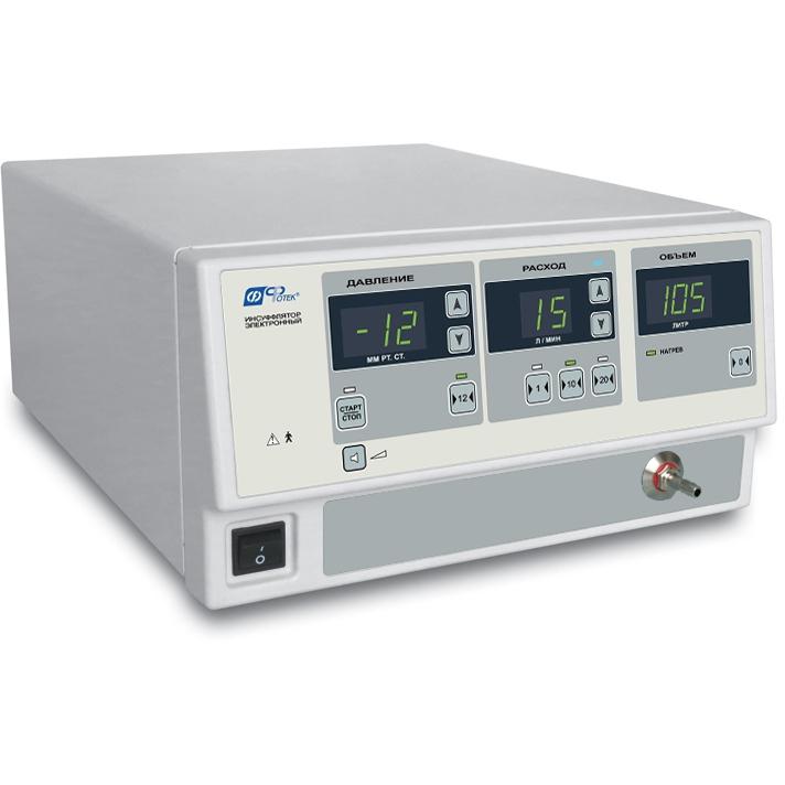 Инсуффлятор электронный И002В. Блок управления (подогрев газа)