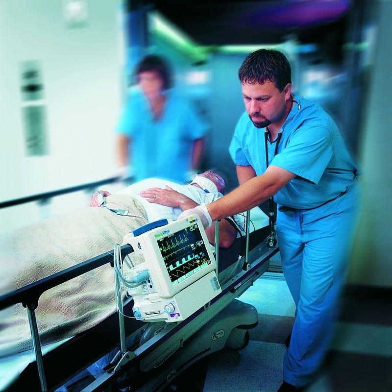 Монитор пациента Propaq CS (Welch Allyn)