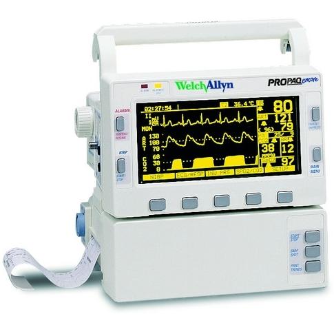 Монитор пациента Propaq Encore (Welch Allyn)