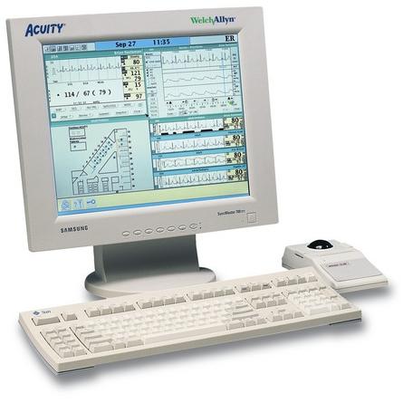 Центральная мониторная станция Acuity (Welch Allyn)