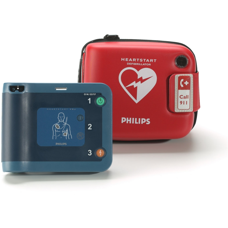 Дефибрилляторы Heartstart (XL+, MRx, FRx) (Philips Healthcare)