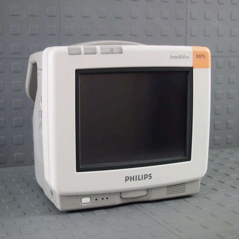Компактные мониторы пациента серии IntelliVue IntelliVue MP5 (Philips Healthcare)
