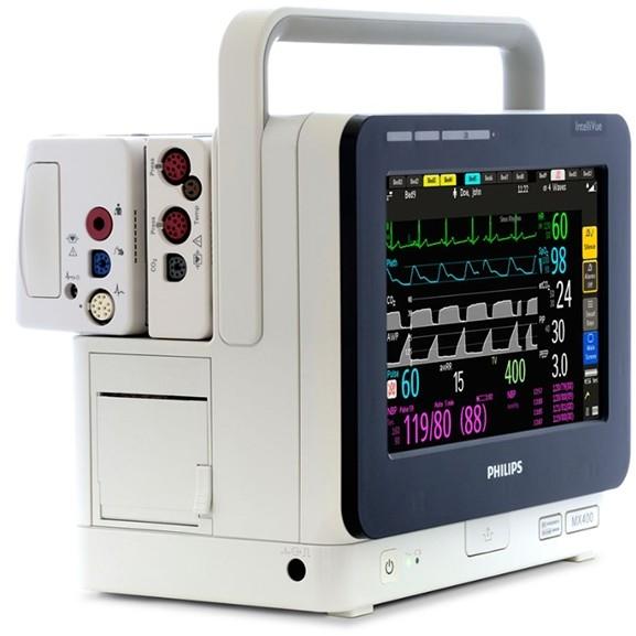 Модульные мониторы серии IntelliVue MX400/MX450 (Philips Healthcare)