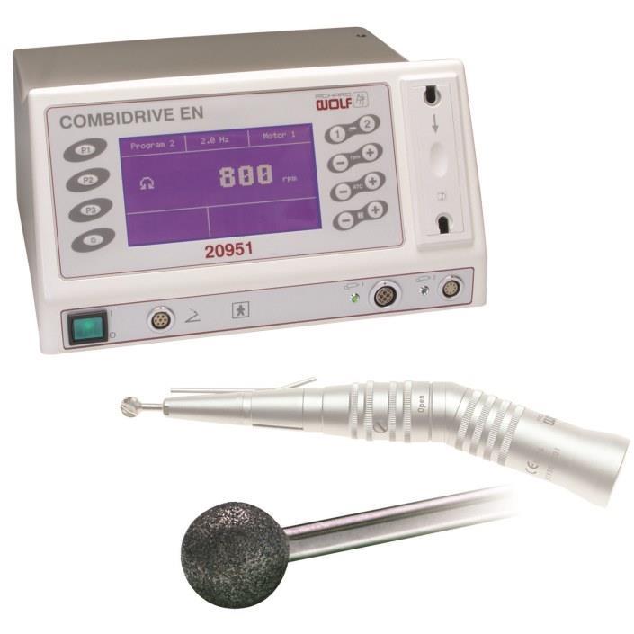 Универсальная моторная система для микрохирургии и эндоскопии COMBIDRIVE EN (Richard Wolf)
