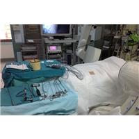 Методика выполнения эндоскопических операций на поясничном отделе позвоночника (Richard Wolf)
