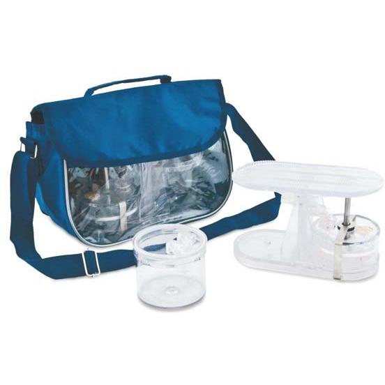 Аспиратор портативный АПМ-МП-1 с дополнительным стаканом для сбора жидкости (МЕДПЛАНТ)