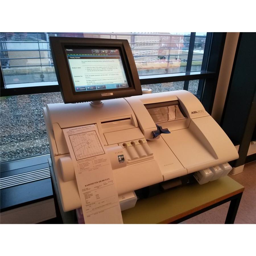 Анализатор газов крови ABL800 FLEX (Radiometer)